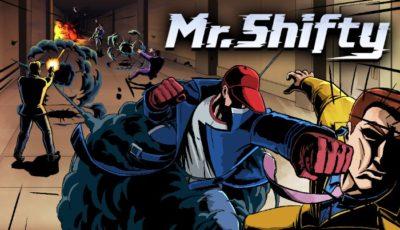Mr. Shifty art