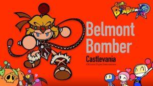 Super Bomberman R Belmont Bomber