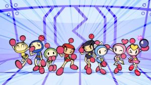 Super Bomberman R characters