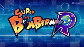 Super Bomberman R logo