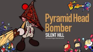 Super Bomberman R Pyramid Bomber