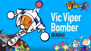 Super Bomberman R Vic Viper Bomber