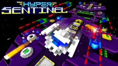Hyper Sentinel Key Art