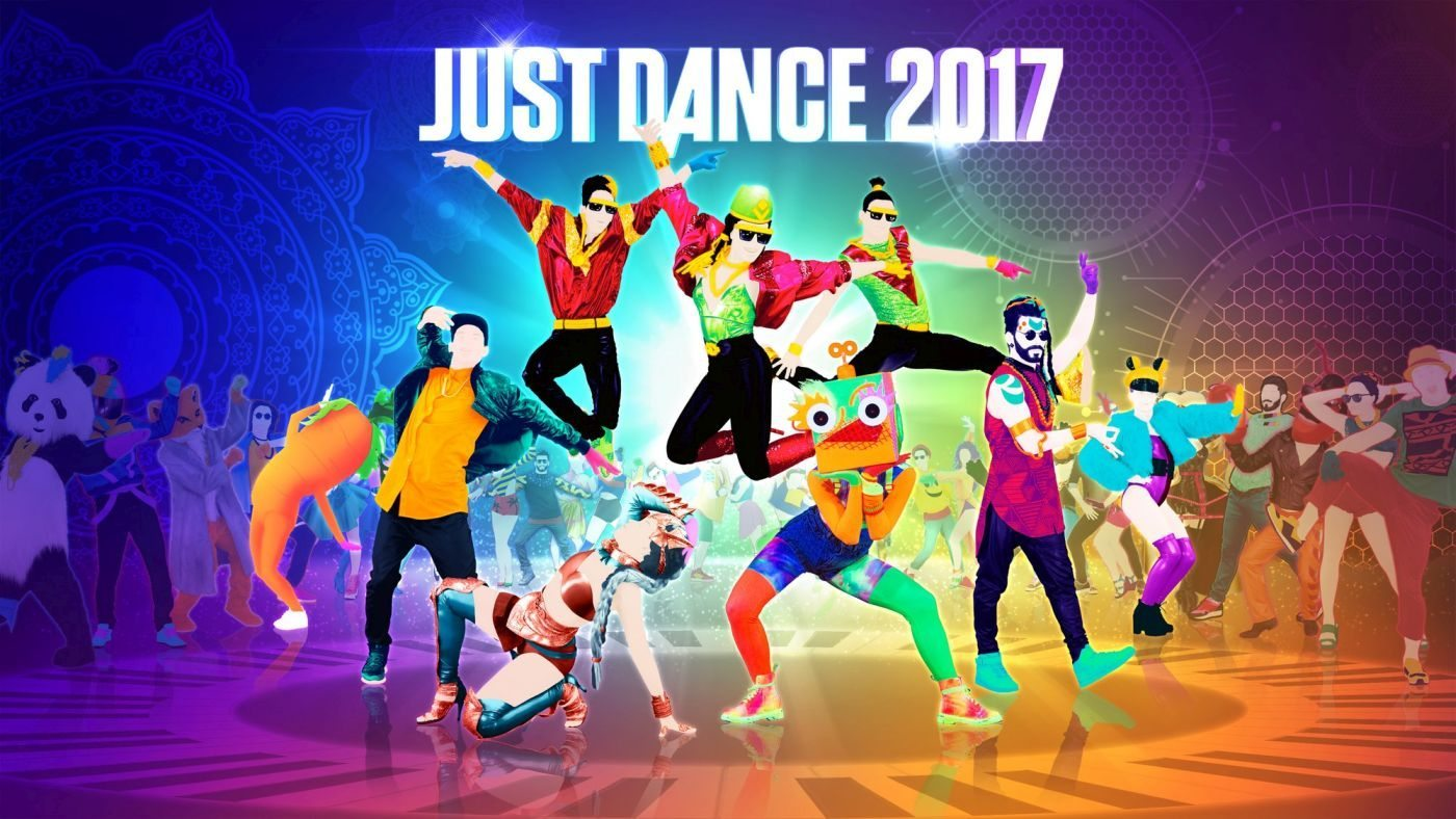 Just Dance 2017 key art