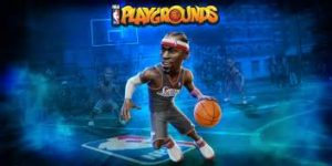 NBA Playgrounds key art