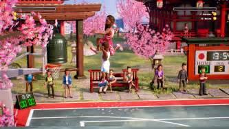 NBA Playgrounds screenshot