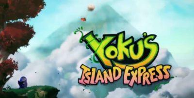 Yoku Island Express logo