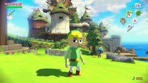 The Legend of Zelda: Wind Waker screenshot